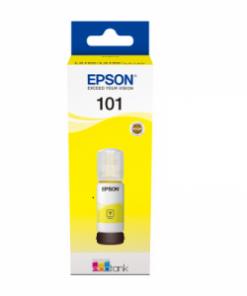 Epson 101 EcoTank Yellow Ink Bottle 70ml