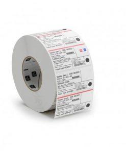Zebra 3011701 76 x 25mm Gloss Polyethylene Label